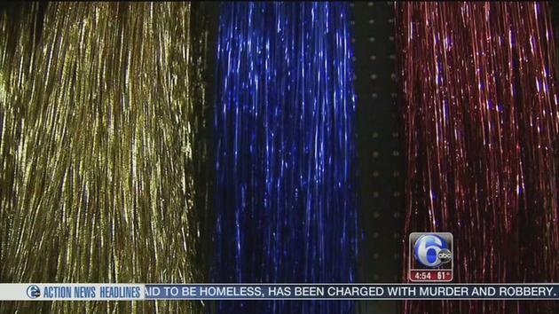 VIDEO: South Philadelphia tinsel tradition
