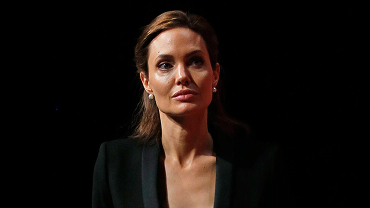 Angelina Jolie honored by Queen Elizabeth II