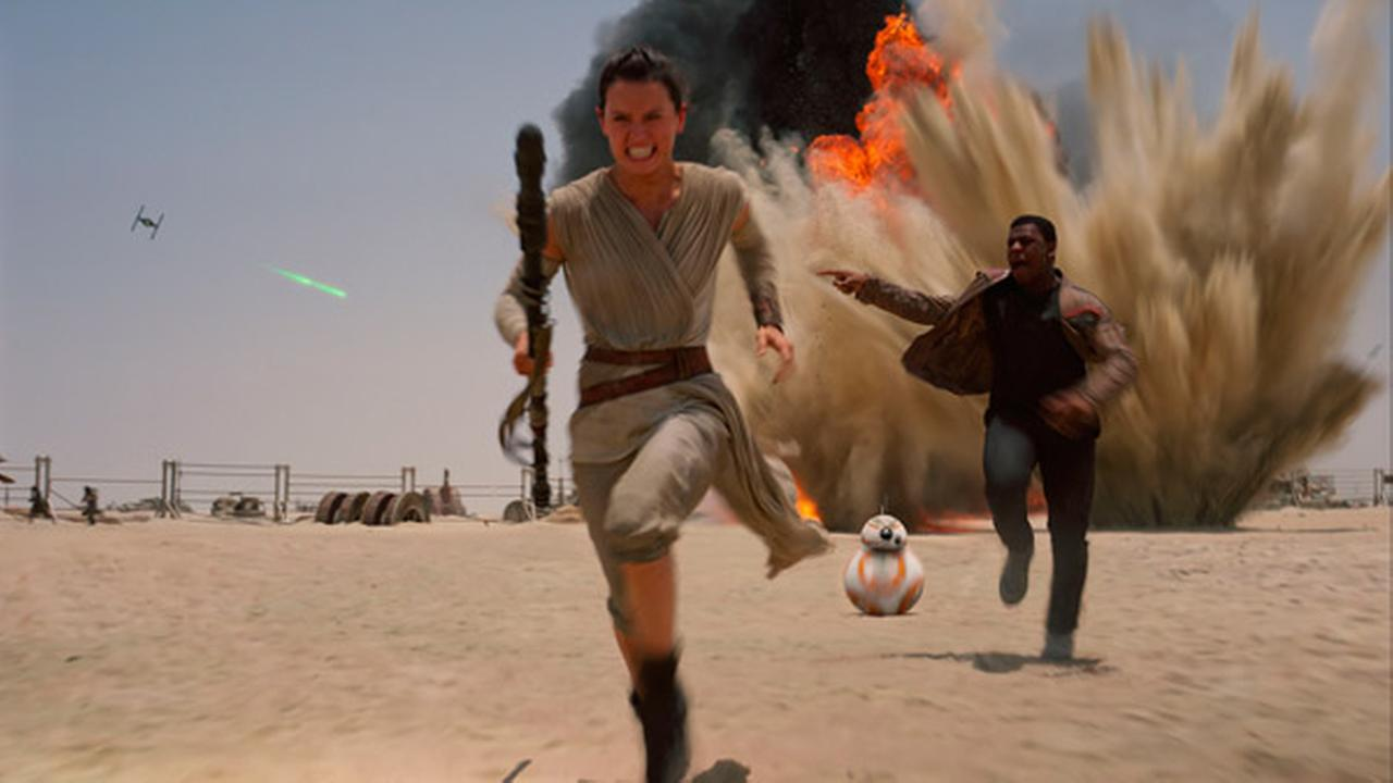 Star wars movies release dates