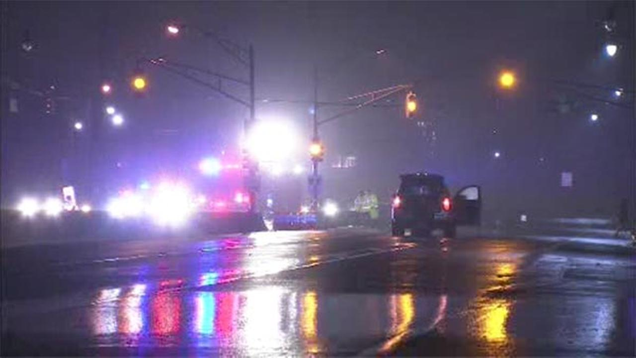 Burlington County authorities are investigating an auto pedestrian accident in Cinnaminson, New Jersey.