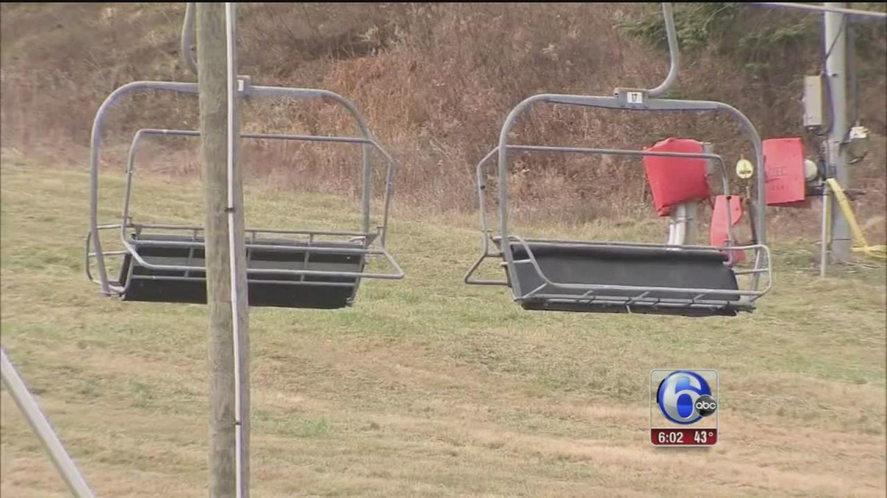 VIDEO: Ski resorts ready for winter weather