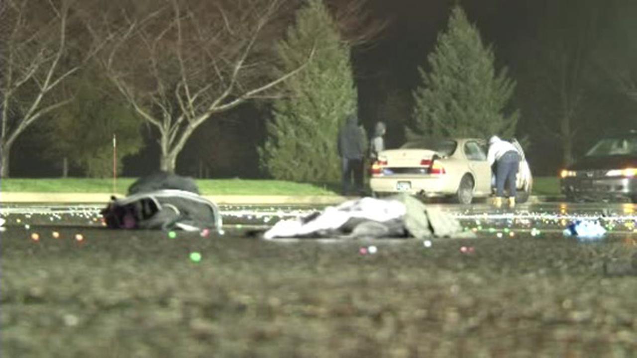 Man dies after being struck by car in Newark, Delaware