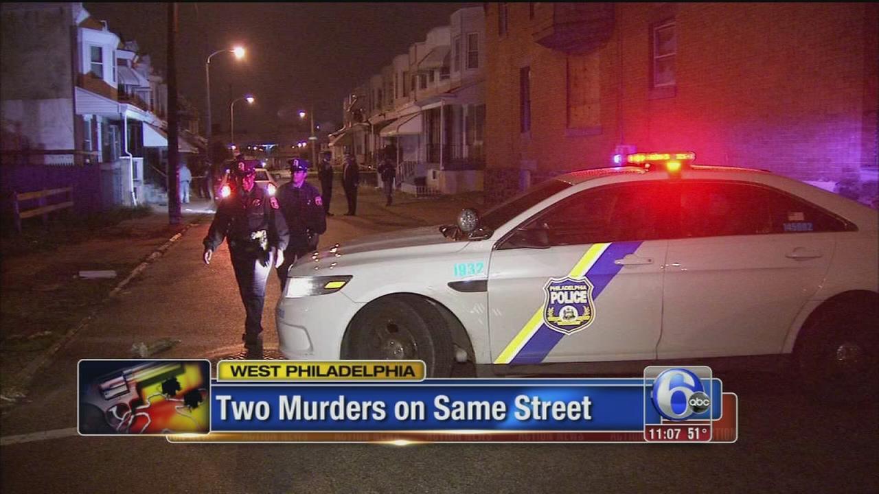 VIDEO: 2 murders on same street