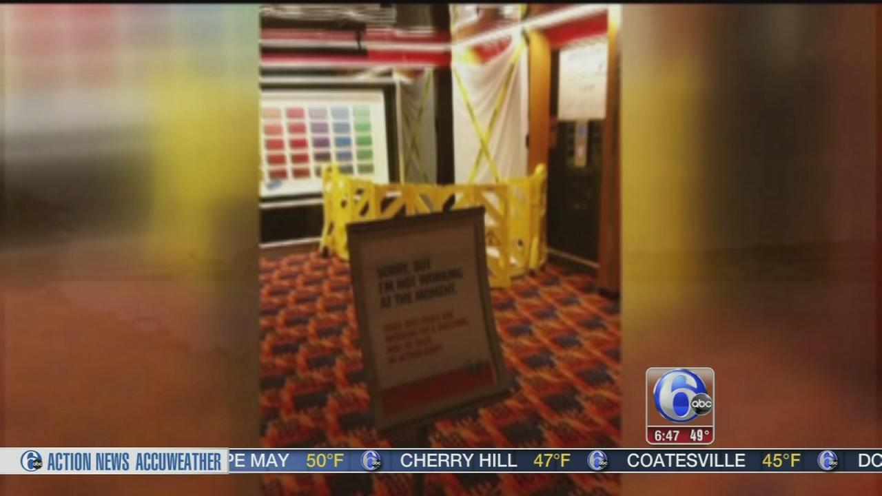 VIDEO: Bloody mystery on cruise ship