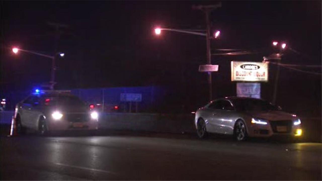 Officials are investigating an auto pedestrian accident that left one person injured in Camden County.