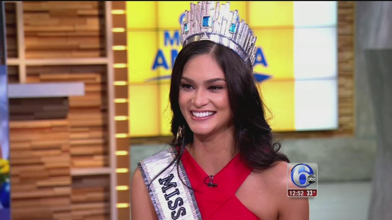VIDEO: Miss Universe speaks out after pageant mixup