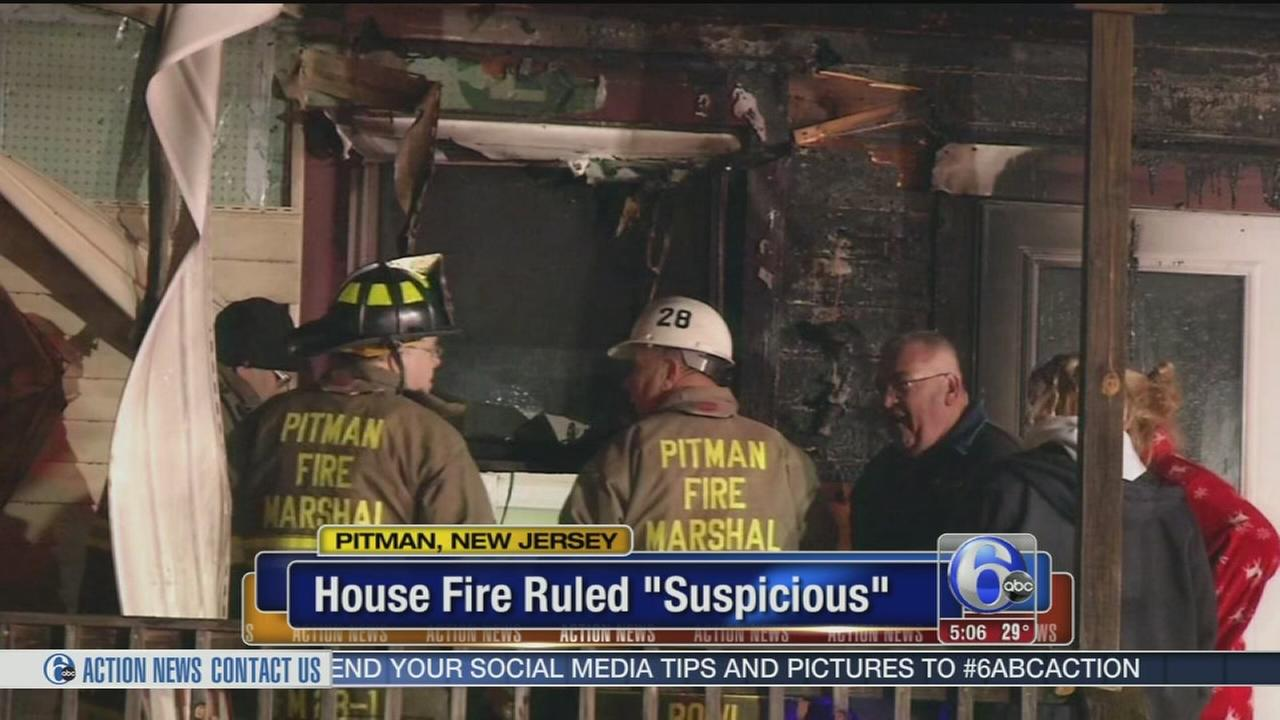 Abc 6 Philly >> Pitman apartment fire ruled 'suspicious' | 6abc.com