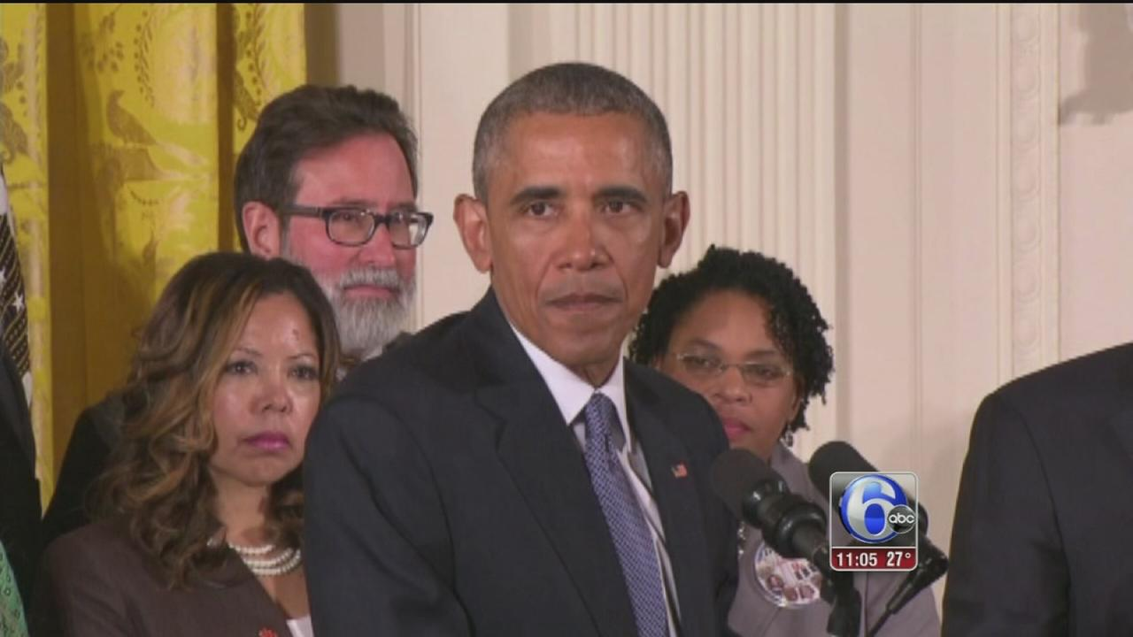 VIDEO: Obama acts alone on gun control