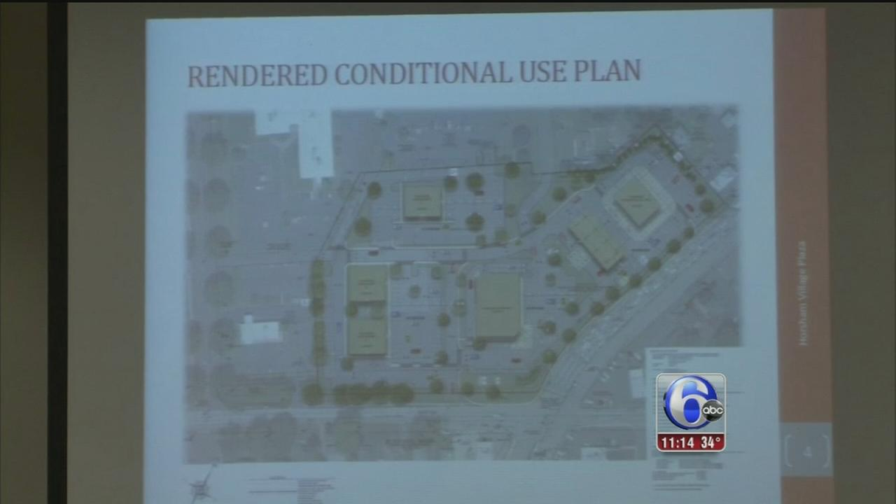 VIDEO: Horsham residents say no to Wawa