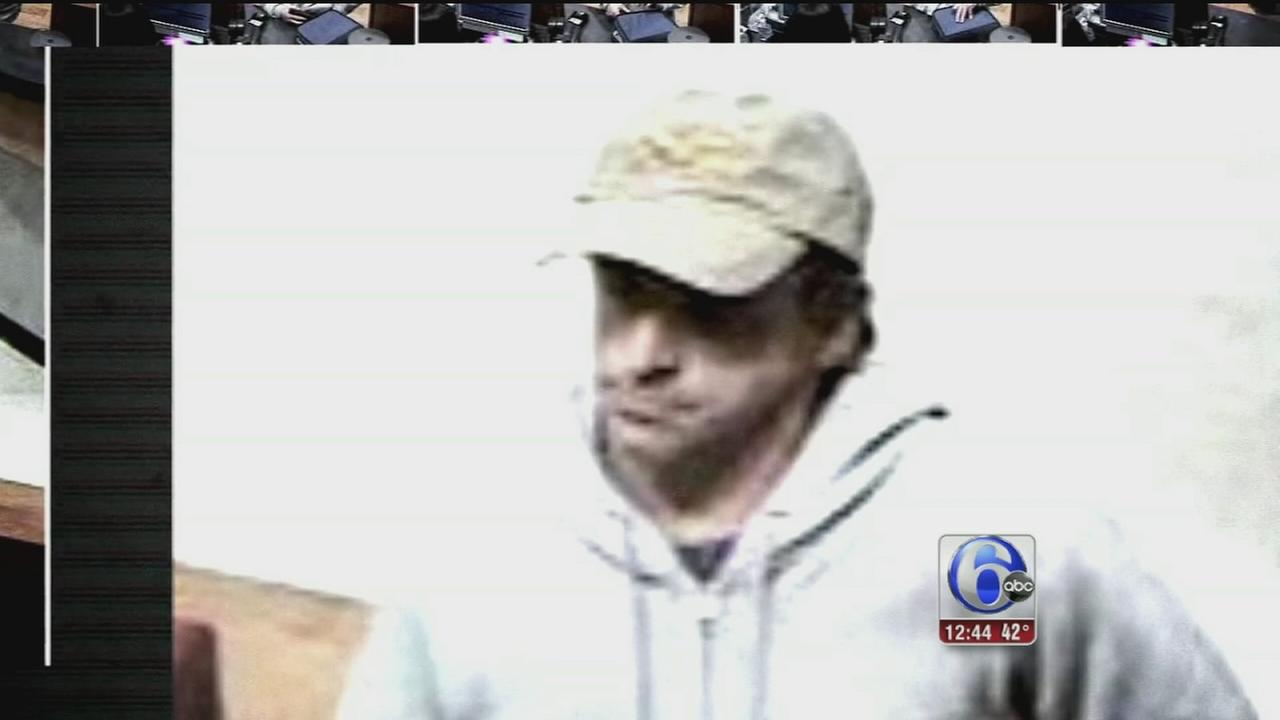 VIDEO: Rowe look-alike suspected of robbery