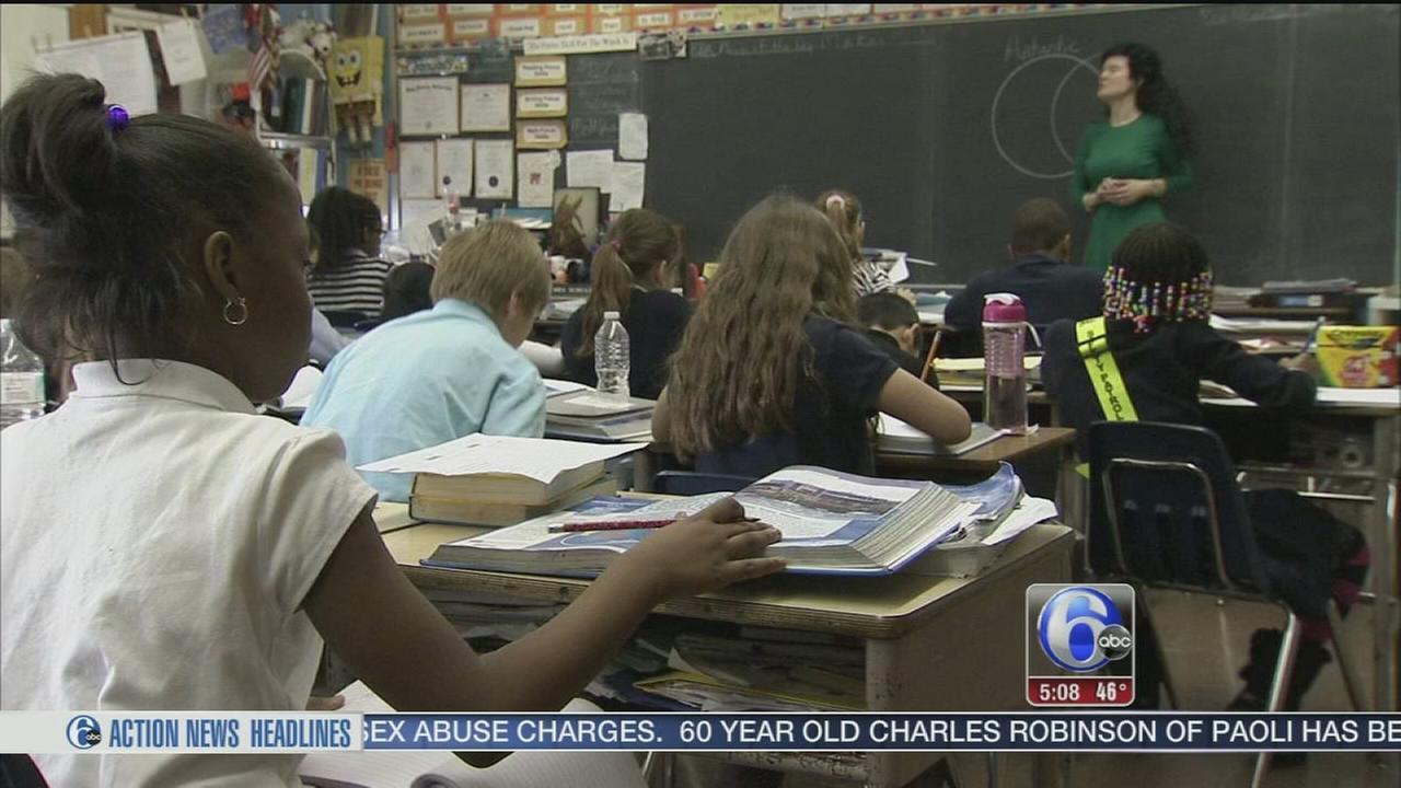 VIDEO: School Progress Report is in