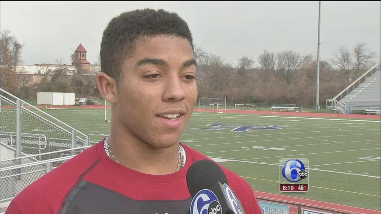 VIDEO: 2 sport athlete making headlines