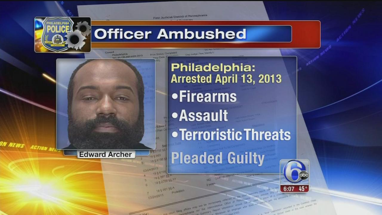 VIDEO: More on the man charged in police officer shooting