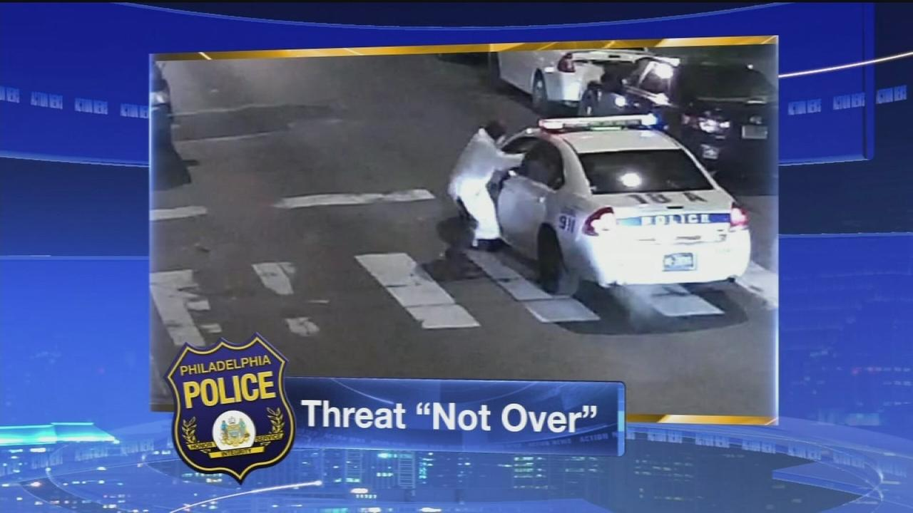 VIDEO: Threats continue against officers