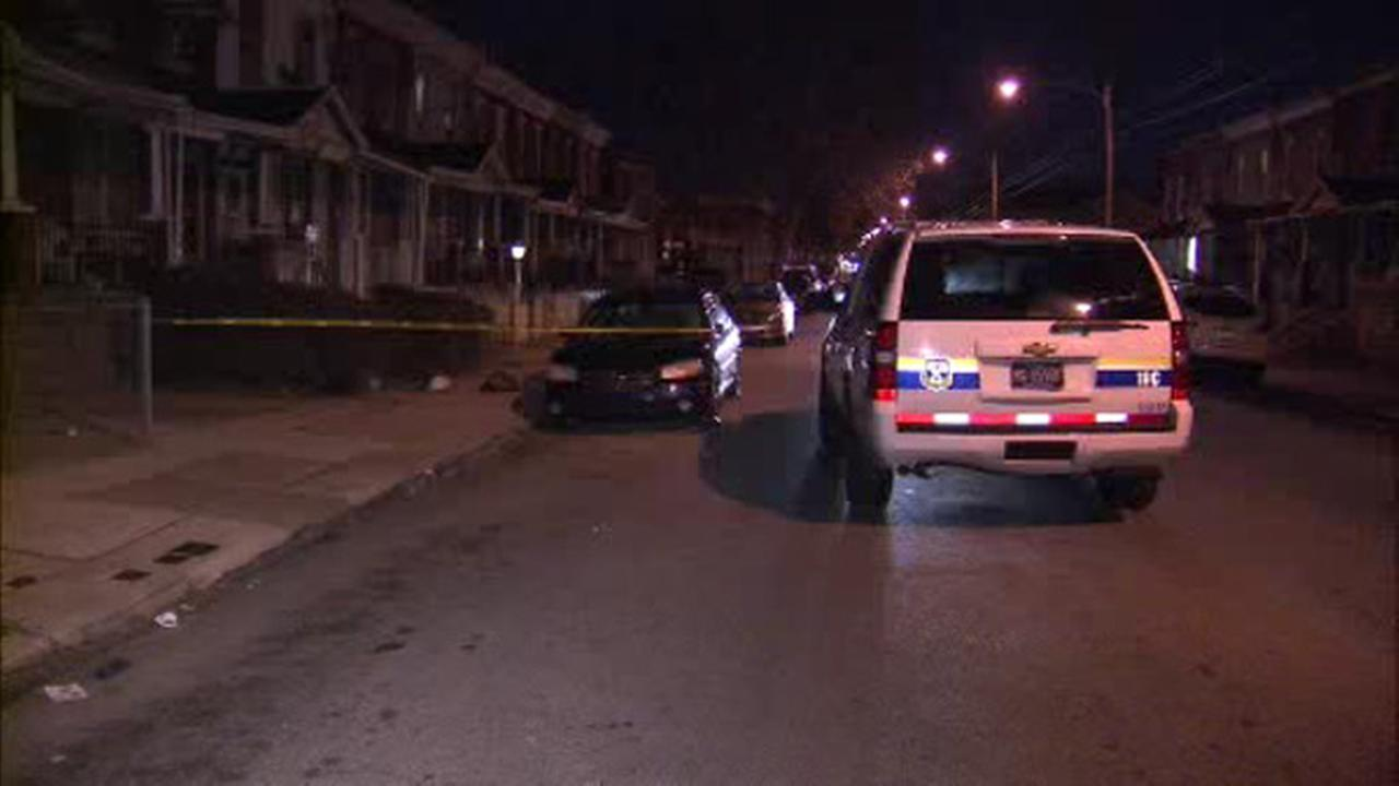 Woman critical in West Philadelphia shooting