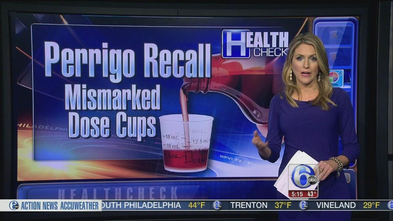 VIDEO: Cough syrup recall