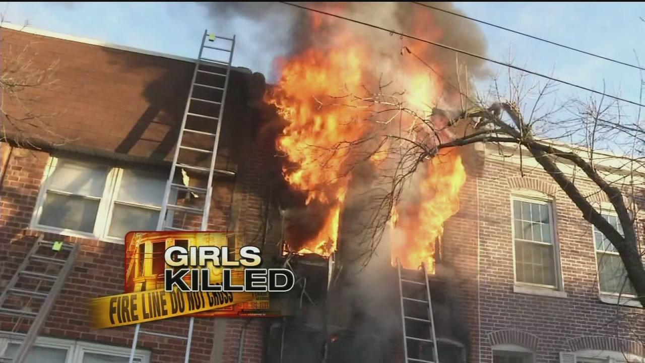 VIDEO: Young girls killed in Wilmington fire