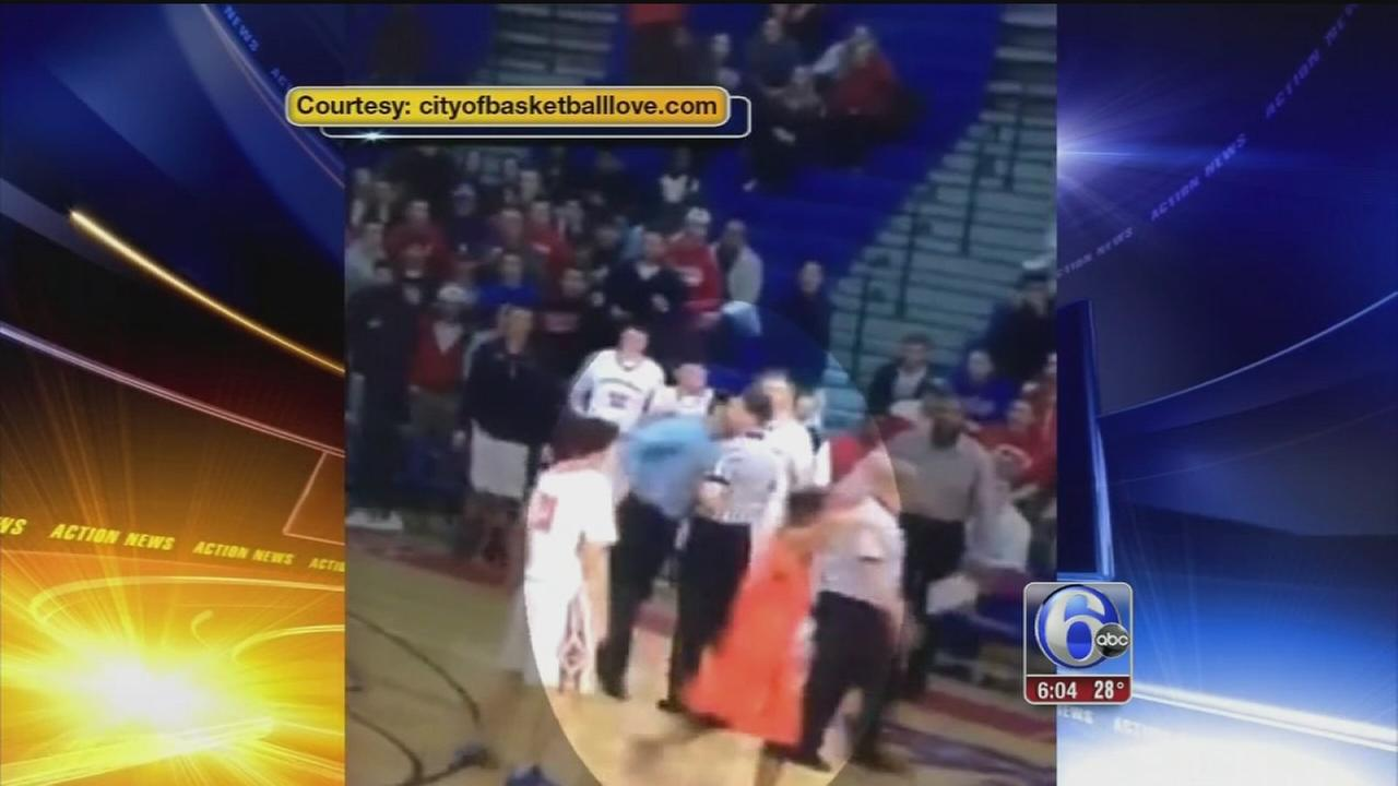 VIDEO: Suspended coach charged with harassment