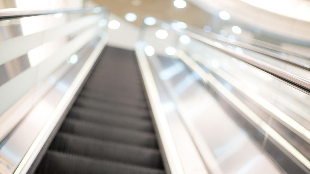 Toddler's finger mangled by escalator at Oxford Valley Mall
