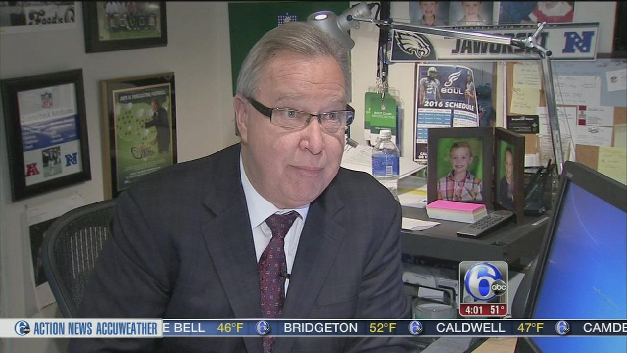 VIDEO: Jaworski: Philadelphia Eagles got it right with Doug Pederson