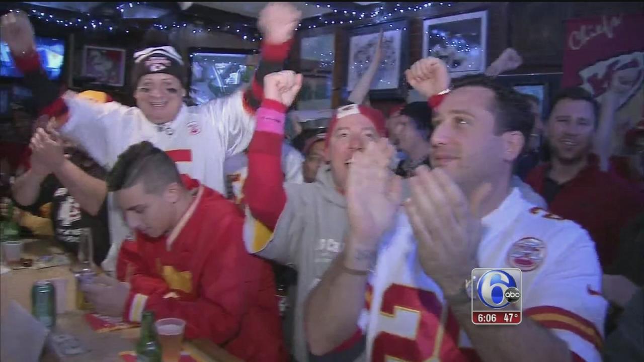 VIDEO: KC fans on Pederson
