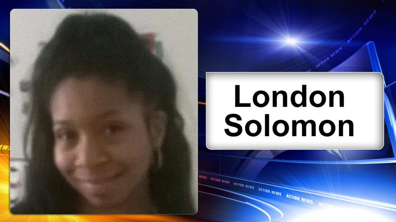 Missing 12-year-old Philadelphia girl found safe