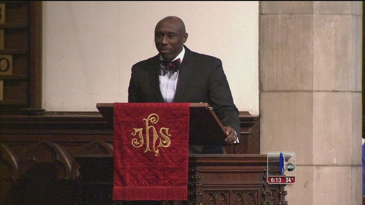 VIDEO: MLK service