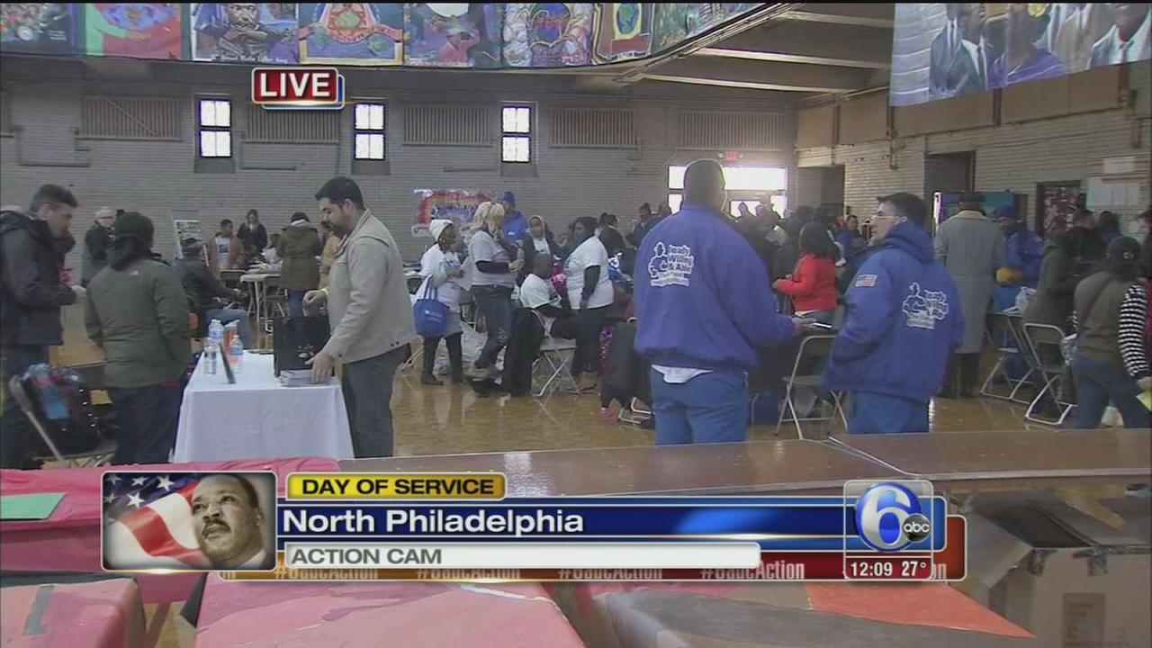 VIDEO: MLK Day at Girard College
