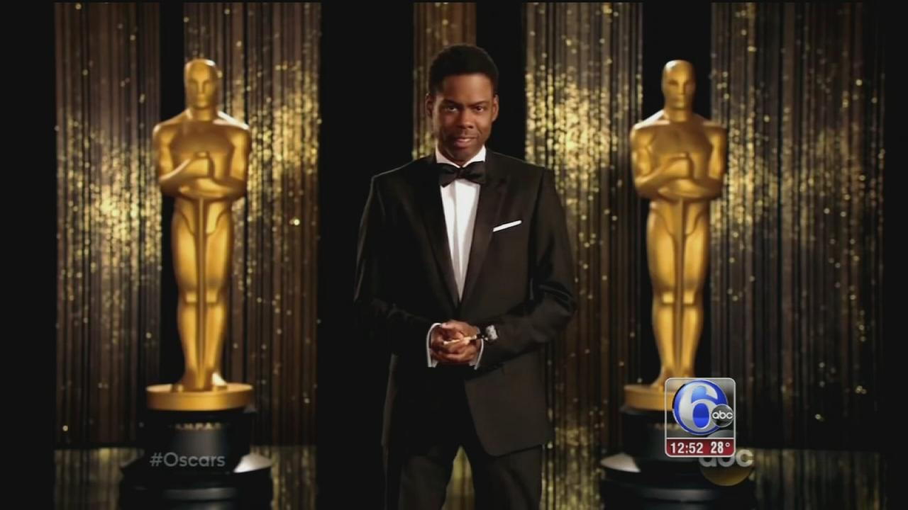 VIDEO: Stars respond to Oscars boycott