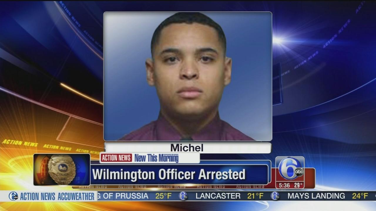 VIDEO: Wilmington officer charged, fired after off-duty incident