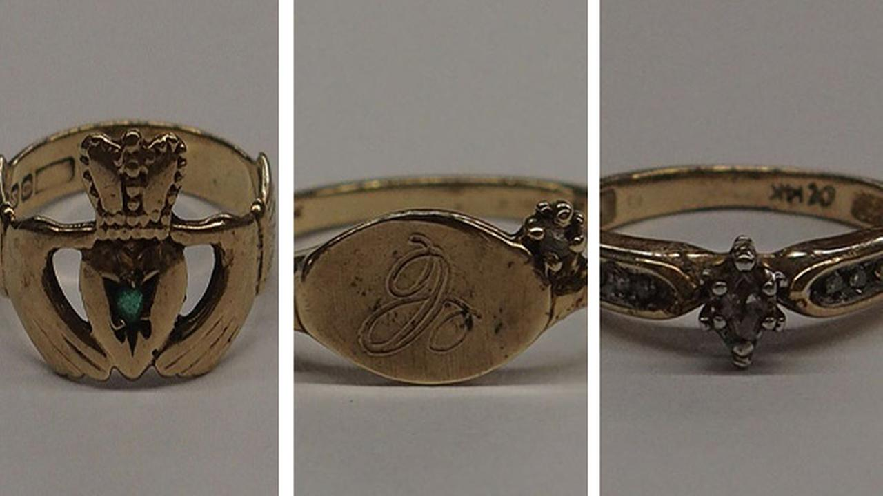 woman 39 s remains jewelry found at delaware county state On pa state police jewelry