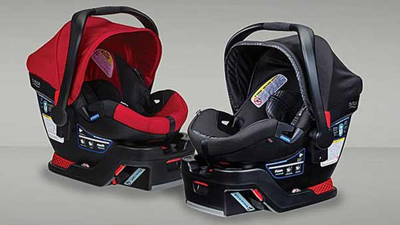 Britax recalls over 71,000 infant seats; handles can break