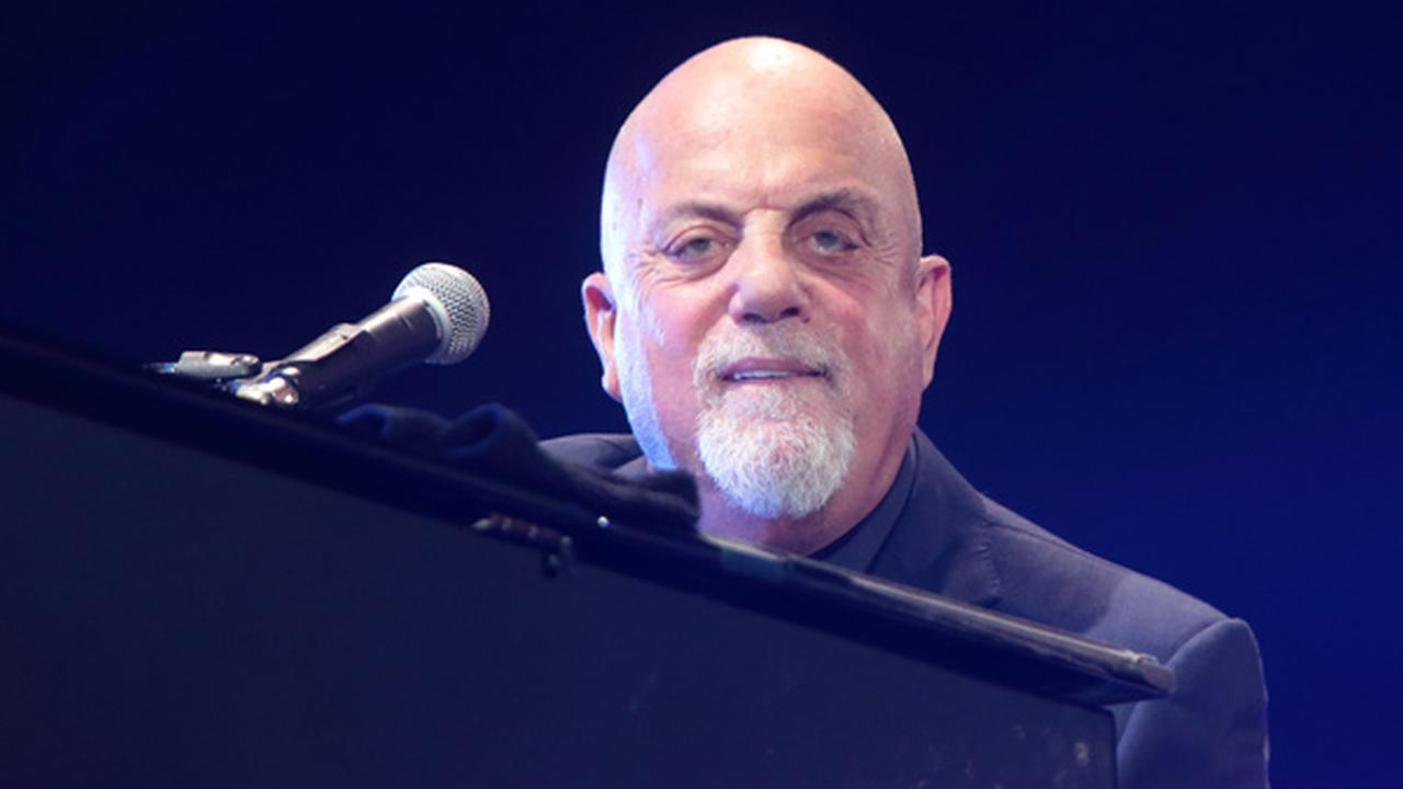 Singer-songwriter Billy Joel performs in concert at M&T Bank Stadium on Saturday, July 25, 2015, in Baltimore.