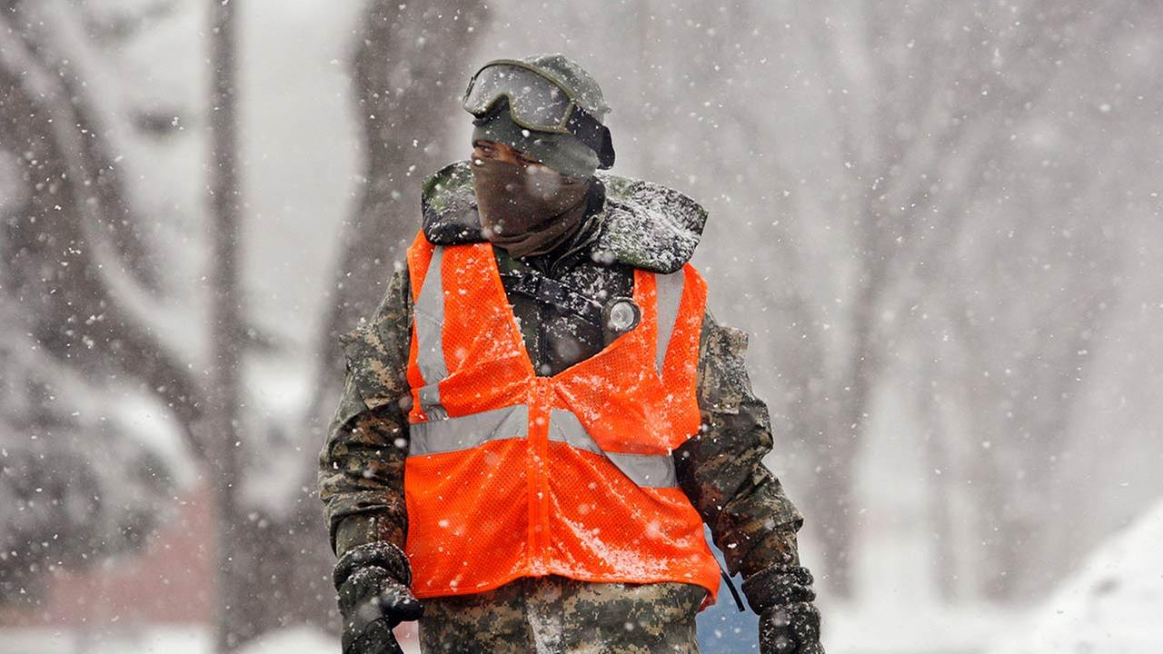 Delaware National Guard prepares for storm response