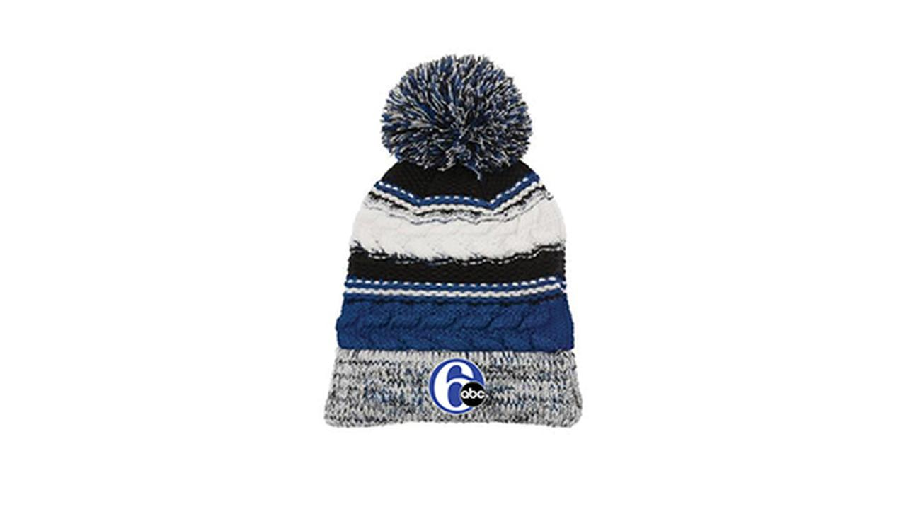How to get a 6abc Action News beanie