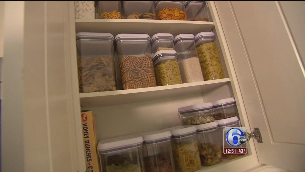 VIDEO: Local organizing service offers tips to de-clutter your home