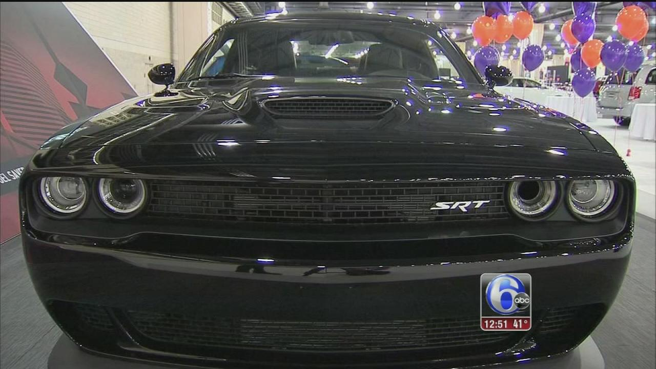 VIDEO: Philadelphia Auto Show kicks off this weekend