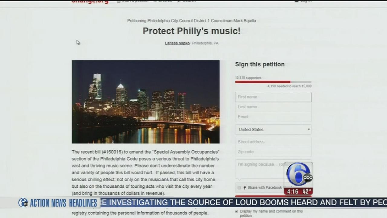 VIDEO: Councilman sparks outcry with musician, DJ registry proposal