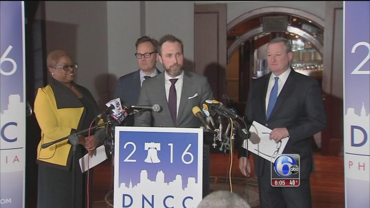 VIDEO: Update on DNC 2016