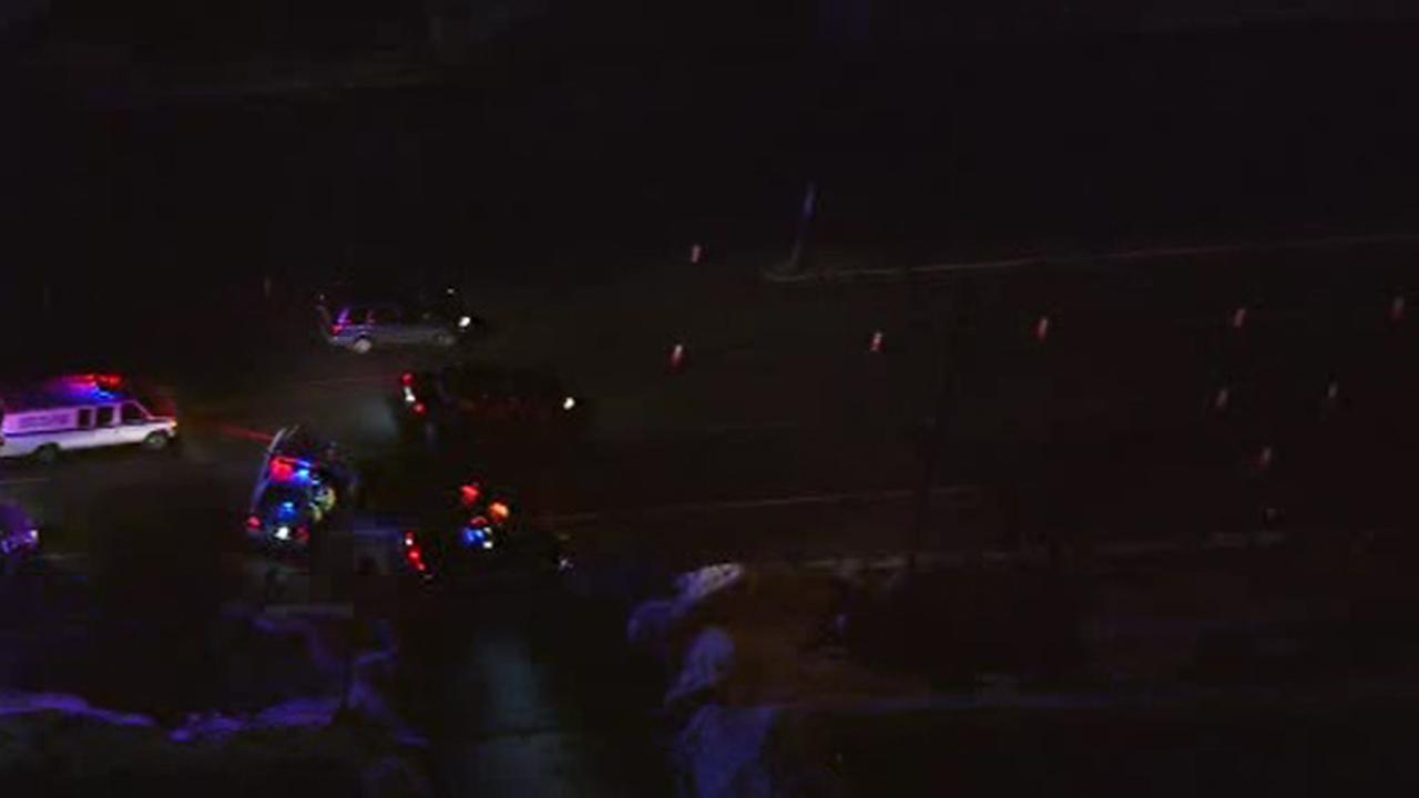 Pedestrian struck, seriously injured in Cherry Hill