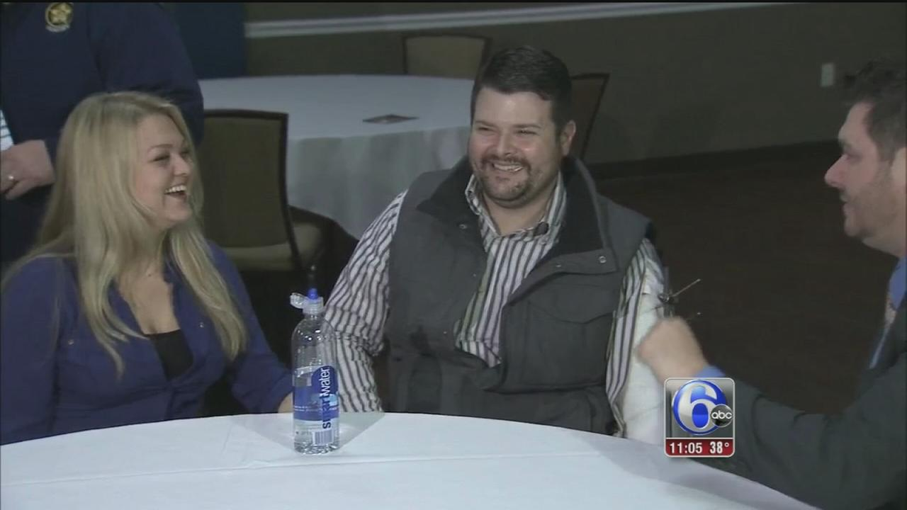 VIDEO: Benefit held for Officer Hartnett