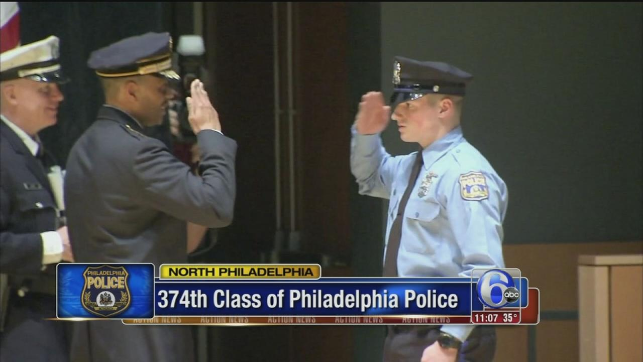 30 officers added to the ranks
