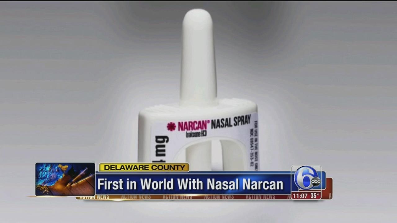 Narcans new lifesaving tool