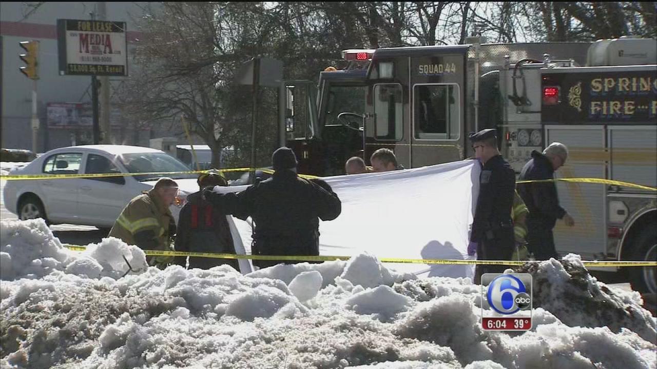 VIDEO: Man body found in Delco