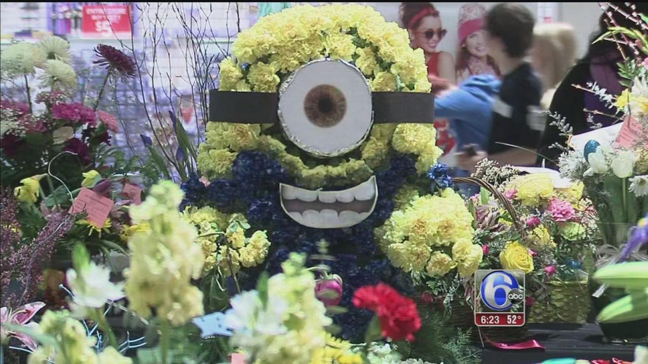 VIDEO: Flower Show