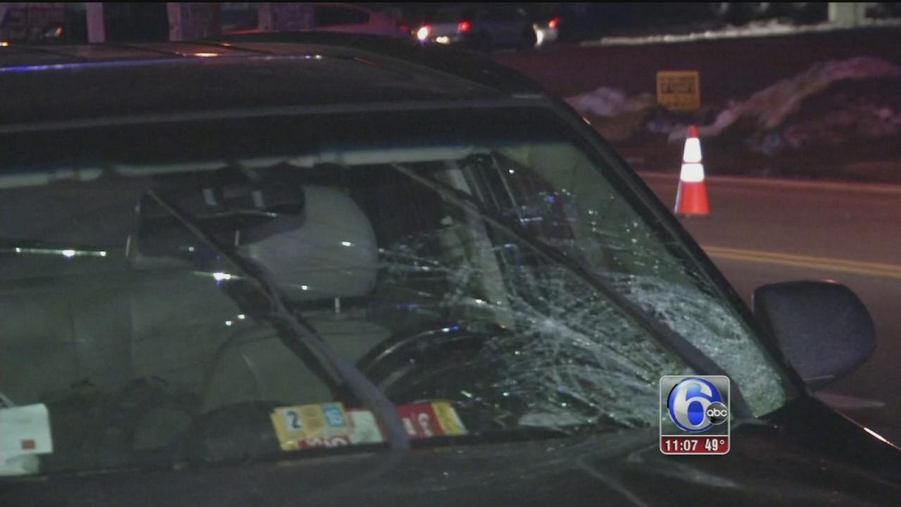 VIDEO: Claymont ped ax