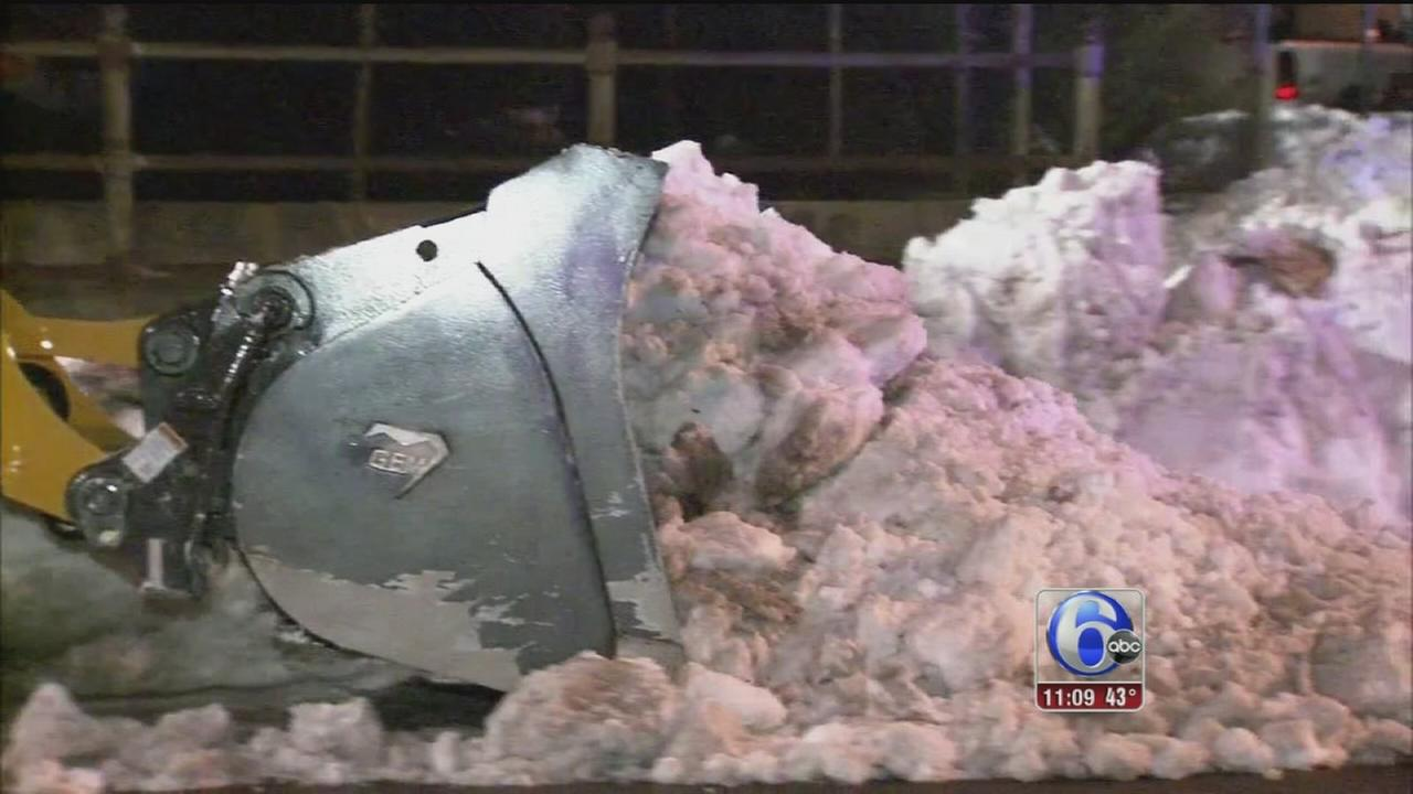 VIDEO: Norristown residents heated over lack of blizzard cleanup