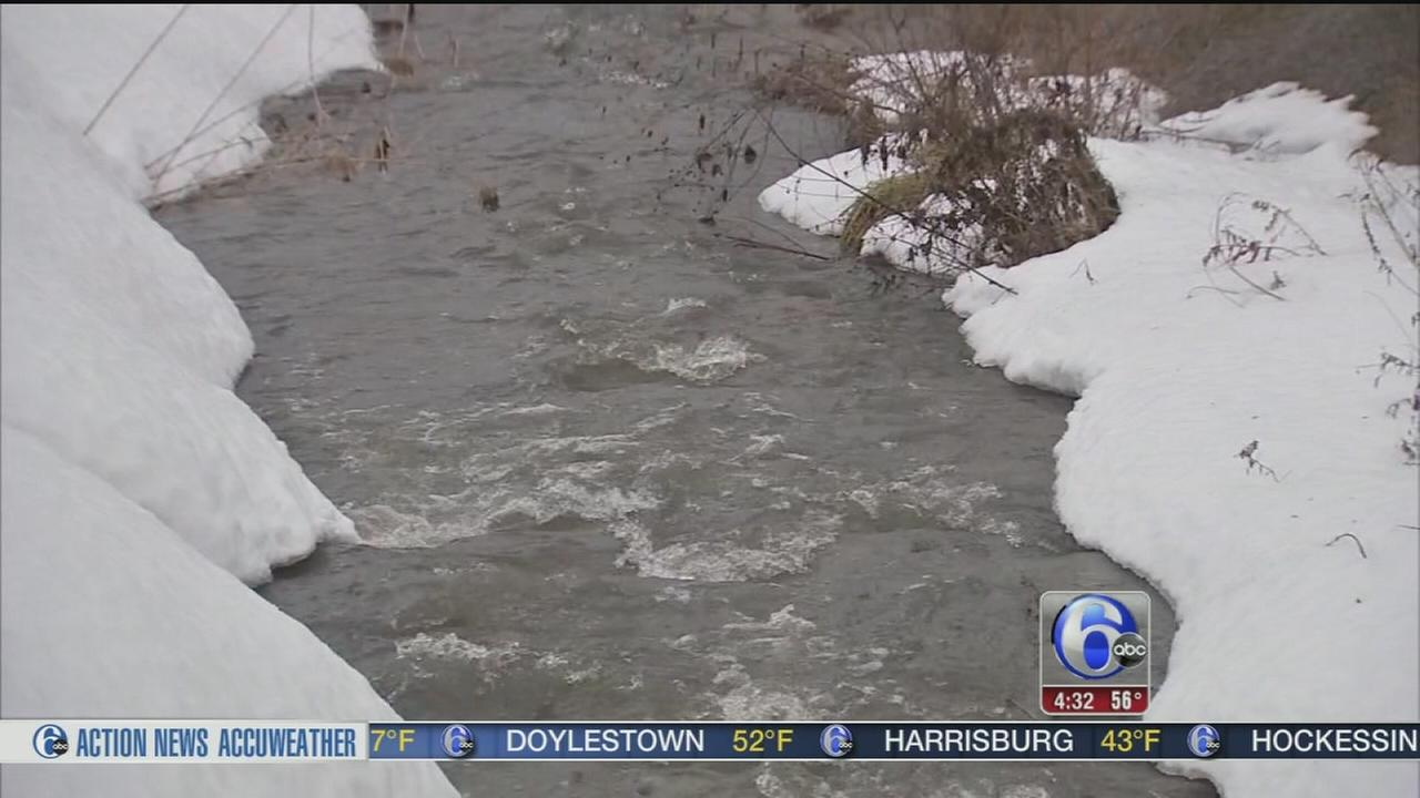 VIDEO: Flooding concerns in Lehigh County