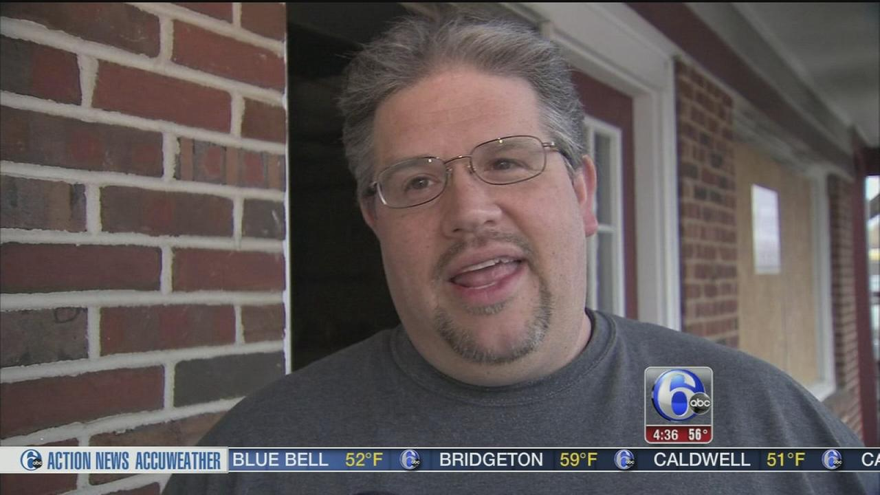 VIDEO: Deli owner returns donations after fire