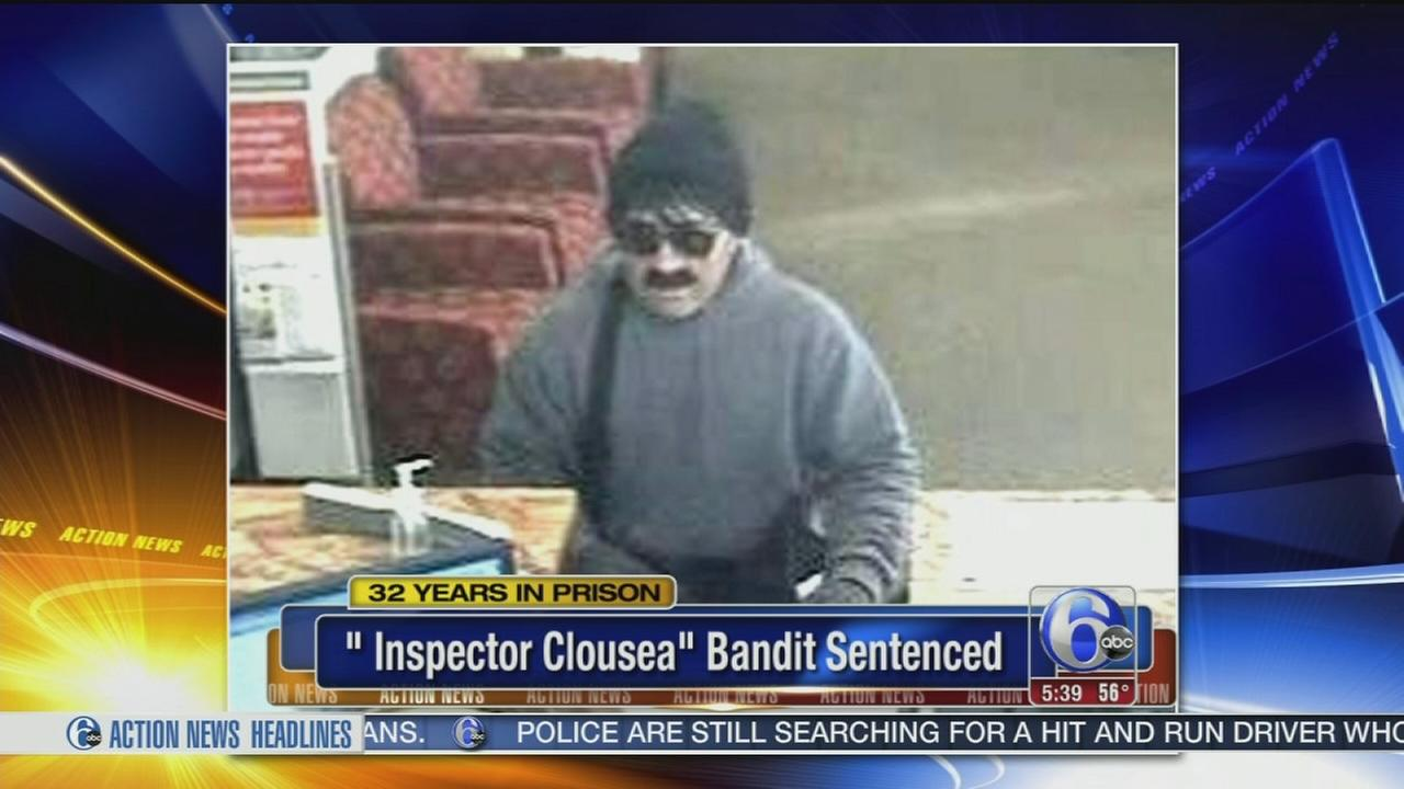 VIDEO: Masked bandit sentenced